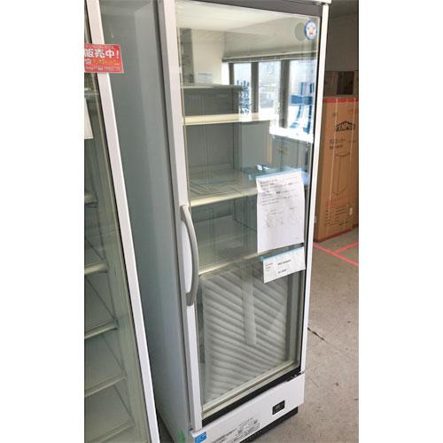 【中古】冷蔵リーチインショーケース フクシマガリレイ(福島工業) MRS-060GWSR 幅600×奥行650×高さ1900 【送料別途見積】【未使用品】【業務用】