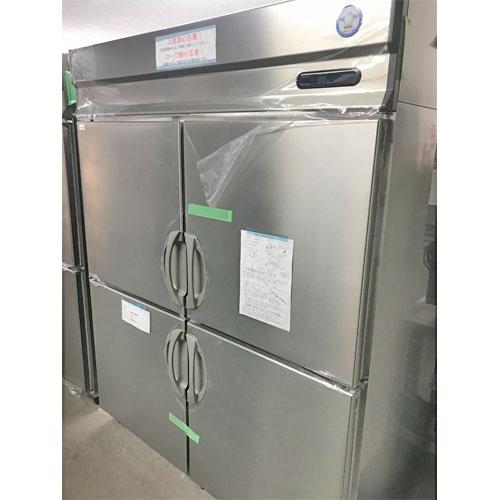 【中古】縦型冷凍冷蔵庫 フクシマガリレイ(福島工業) URD-152PM6 幅1490×奥行800×高さ1950 【送料別途見積】【未使用品】【業務用】