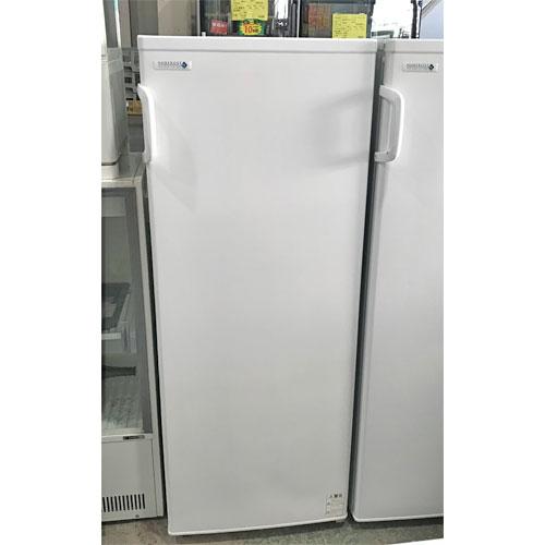 【中古】冷凍ストッカー ノーフロスト FFU155RF-A 幅550×奥行550×高さ1440 【送料別途見積】【業務用】