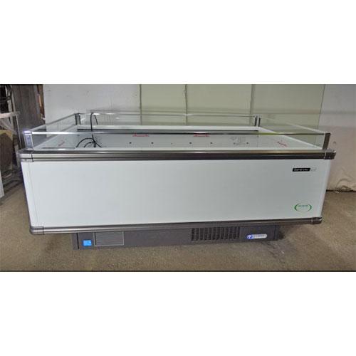 【中古】平型冷蔵ショーケース フクシマガリレイ(福島工業) IMX65RGFSAXR 幅1800×奥行1100×高さ850 【送料無料】【業務用】