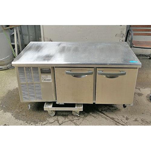 【中古】低冷蔵コールドテーブル ホシザキ RL-120SNC 幅1200×奥行600×高さ650 【送料無料】【業務用】
