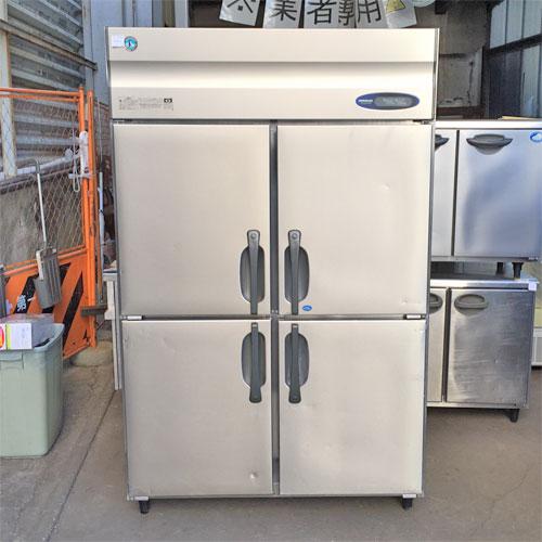 【中古】冷凍冷蔵庫 ホシザキ HRF-120ZFT3-TH 幅1200×奥行650×高さ1900 三相200V 【送料別途見積】【業務用】