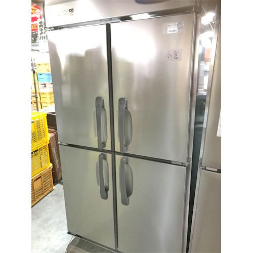 【中古】縦型冷凍庫 ホシザキ HF-90Z3-ML 幅900×奥行800×高さ1900 三相200V 【送料別途見積】【業務用】