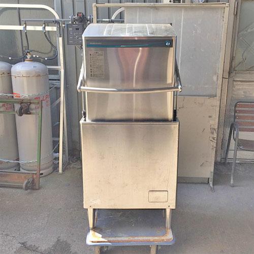 【中古】食器洗浄機 ホシザキ JWE-680UB 幅640×奥行655×高さ1432 三相200V 50Hz専用 【送料無料】【業務用】
