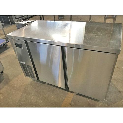 【中古】冷凍コールドテーブル フジマック FRFT1260KP 幅1200×奥行600×高さ800 【送料別途見積】【業務用】