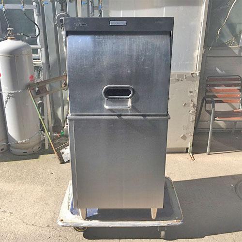 【中古】食器洗浄機 タニコー TDWE-4DB3R 幅630×奥行630×高さ1355 三相200V 50Hz専用 【送料別途見積】【業務用】
