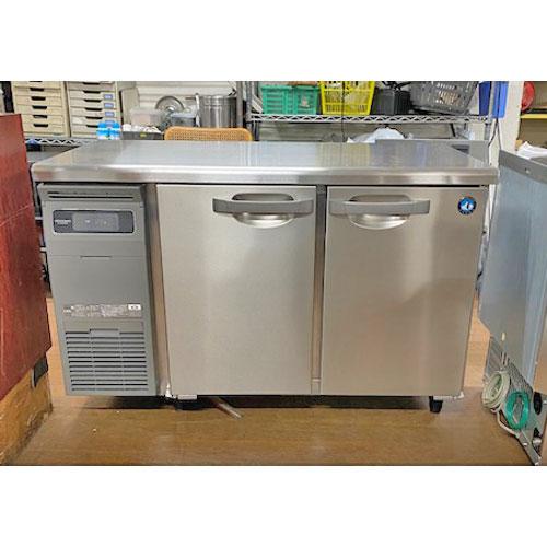 【中古】冷蔵コールドテーブル ホシザキ RT-120SNG 幅1200×奥行600×高さ800 【送料無料】【業務用】