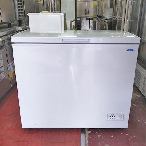 【中古】冷凍ストッカー テンポスオリジナル TBCF-190-RH 幅950×奥行565×高さ845 【送料別途見積】【業務用】