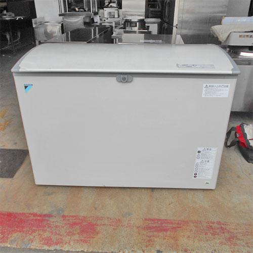 【中古】冷凍ストッカー ダイキン工業 LBFD4AAS 幅1300×奥行700×高さ920 【送料別途見積】【業務用】