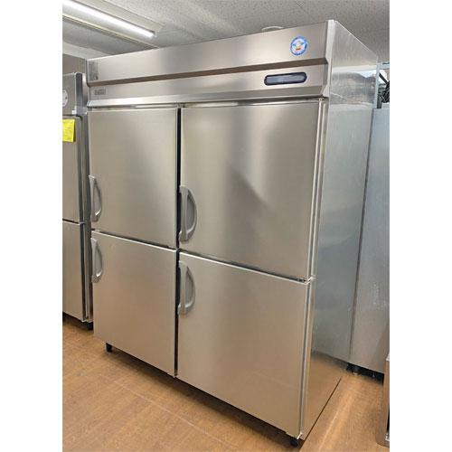 【中古】縦型冷蔵庫 フクシマガリレイ(福島工業) URD-150RMD6 幅1500×奥行800×高さ1950 三相200V 【送料別途見積】【業務用】