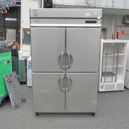 【中古】4ドア冷凍冷蔵庫 フクシマガリレイ(福島工業) URN-121PM6 幅1200×奥行650×高さ1940 【送料別途見積】【業務用】
