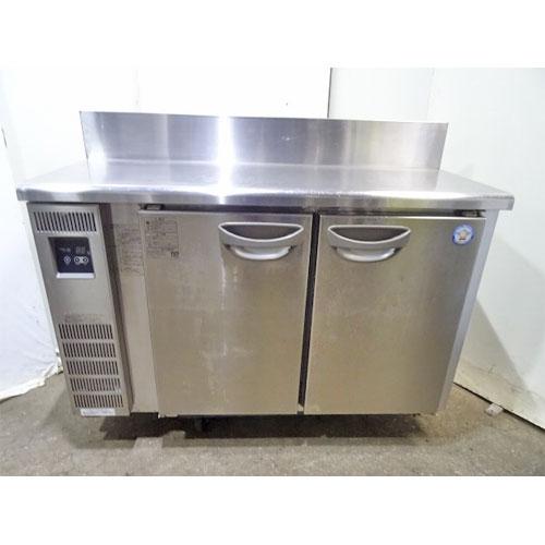 【中古】冷蔵コールドテーブル BG付き フクシマガリレイ(福島工業) TMU-40RM2-F 幅1200×奥行450×高さ800 【送料無料】【業務用】