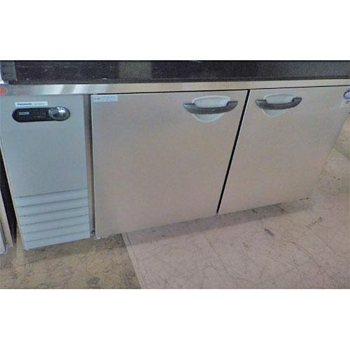 【中古】冷凍コールドテーブル パナソニック(Panasonic) SUF-G1561SB 幅1500×奥行650×高さ800 【送料無料】【業務用】