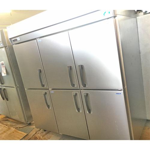 【中古】縦型冷凍冷蔵庫 パナソニック(Panasonic) SRR-K1883C4A 幅1800×奥行800×高さ1950 三相200V 【送料別途見積】【業務用】