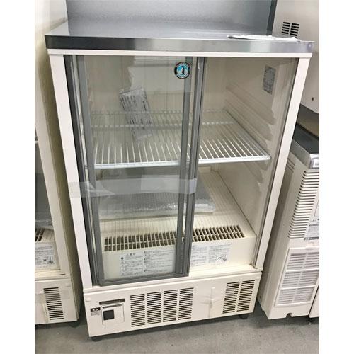 【中古】冷蔵ショーケース ホシザキ SSB-63CL2 幅630×奥行550×高さ1075 【送料無料】【業務用】