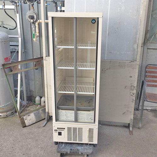 【中古】冷蔵ショーケース ホシザキ SSB-48CT2 幅485×奥行450×高さ1410 【送料別途見積】【業務用】