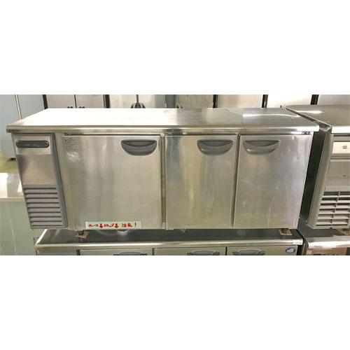 【中古】冷凍コールドテーブル フクシマガリレイ(福島工業) TRC-63FE 幅1800×奥行600×高さ800 【送料別途見積】【業務用】