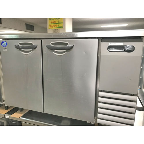 【中古】冷蔵コールドテーブル パナソニック(Panasonic) SUR-G1261SA-R 幅1200×奥行600×高さ800 【送料無料】【業務用】