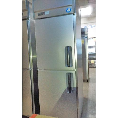【中古】冷凍庫 パナソニック(Panasonic) SRF-K681L 幅615×奥行800×高さ1950 【送料無料】【業務用】