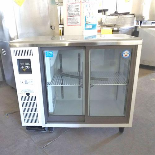 【中古】冷蔵ショーケース フクシマガリレイ(福島工業) TGU-30RE1 幅900×奥行450×高さ800 【送料別途見積】【業務用】
