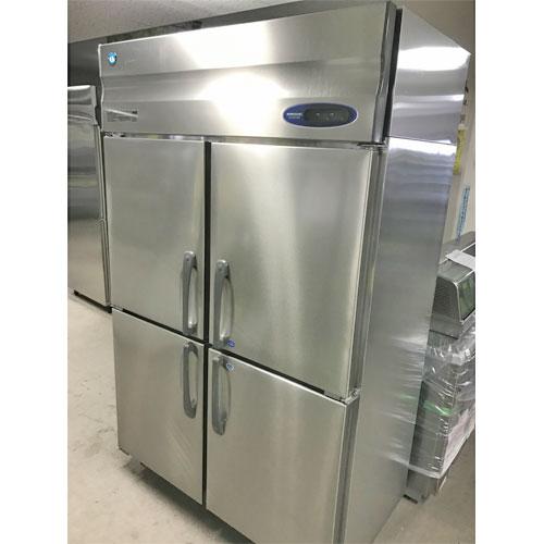 【中古】縦型冷凍冷蔵庫 ホシザキ HRF-120ZFT 幅1200×奥行650×高さ1900 【送料無料】【業務用】