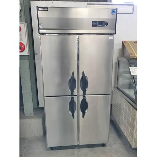【中古】縦型冷蔵庫 大和冷機 311YCD-EC 幅900×奥行650×高さ1905 【送料別途見積】【業務用】