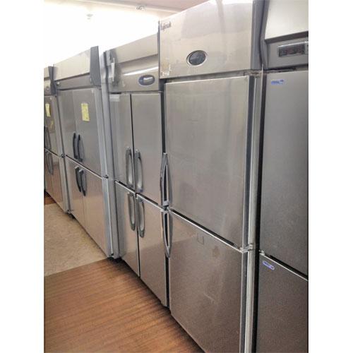 【中古】冷蔵庫 フジマック FR7680J 幅760×奥行800×高さ1950 【送料別途見積】【業務用】