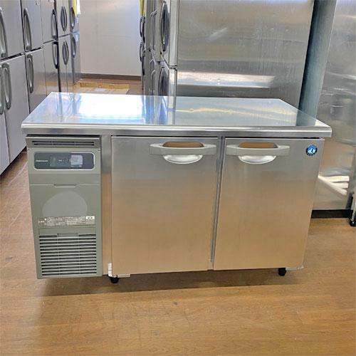 【中古】冷蔵コールドテーブル ホシザキ RT-120MNCG 幅1200×奥行600×高さ800 【送料無料】【業務用】