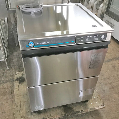 【中古】食器洗浄機 ホシザキ JWE-400TUB3 幅600×奥行600×高さ800 三相200V 【送料無料】【業務用】