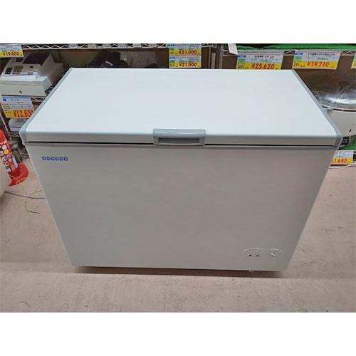 【中古】冷凍ストッカー SCHNEE BD/BC-300 幅1130×奥行670×高さ840 【送料無料】【業務用】