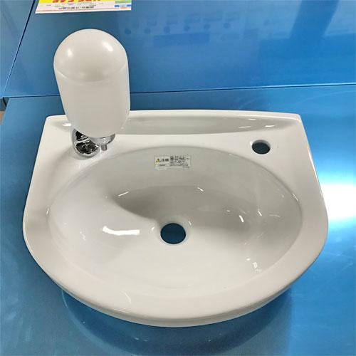 【中古】手洗い器 幅400×奥行300×高さ200 【送料無料】【業務用】