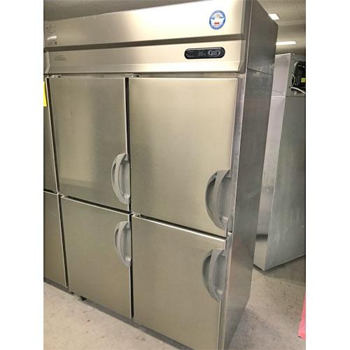 【中古】縦型冷凍冷蔵庫 フクシマガリレイ(福島工業) ARN-121PM 幅1200×奥行650×高さ1950 【送料無料】【業務用】