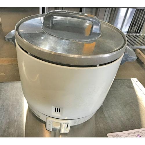 【中古】ガス炊飯器 パロマ PR-403S 幅412×奥行337×高さ367 LPG(プロパンガス) 【送料無料】【業務用】