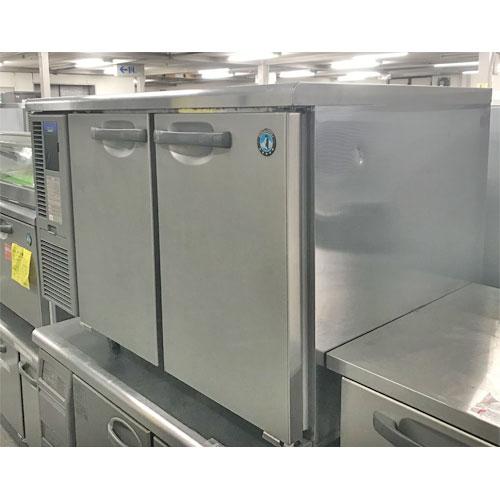 【中古】冷蔵コールドテーブル ホシザキ RT-120SDF-E 幅1200×奥行750×高さ800 【送料別途見積】【業務用】