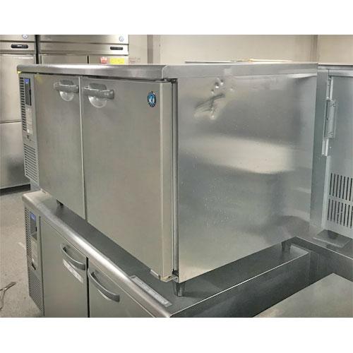 【中古】冷蔵コールドテーブル ホシザキ RT-150SDF-E-ML 幅1500×奥行750×高さ800 【送料別途見積】【業務用】