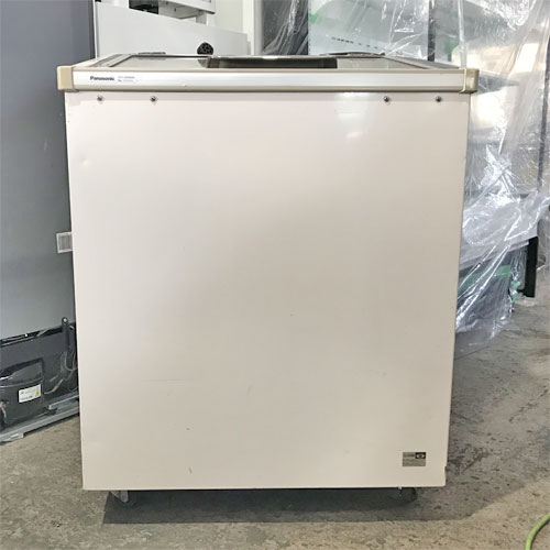 【中古】冷凍ショーケース パナソニック(Panasonic) SCR-VD6NM 幅720×奥行690×高さ950 【送料別途見積】【業務用】
