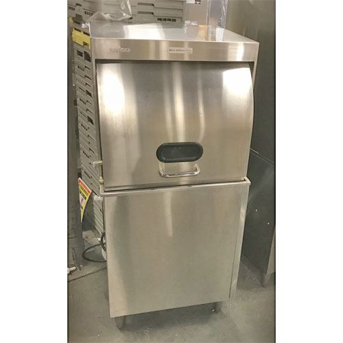 【中古】食器洗浄機 タニコー TDWE-4DB3L 幅630×奥行620×高さ1350 三相200V 60Hz専用 【送料別途見積】【業務用】