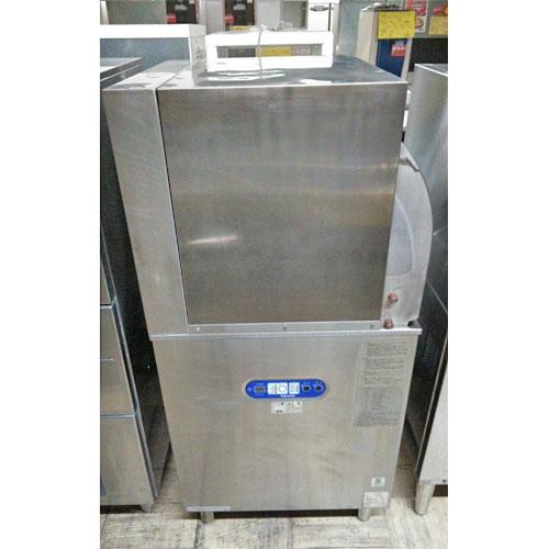 【中古】食器洗浄機 タニコー TDW-40E3NR 幅620×奥行630×高さ1325 三相200V 50Hz専用 【送料別途見積】【業務用】