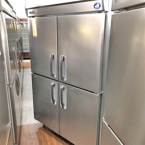 【中古】冷蔵庫 パナソニック(Panasonic) SRR-K1281S 幅1200×奥行800×高さ1950 【送料別途見積】【業務用】