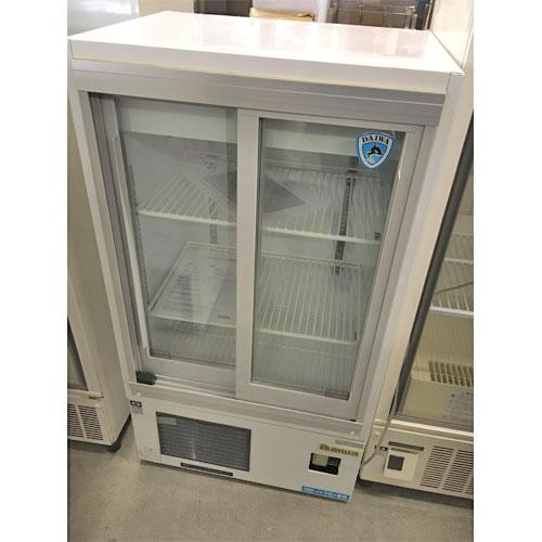 【中古】冷蔵ショーケース 大和冷機 221AU-11 幅600×奥行450×高さ1090 【送料無料】【業務用】