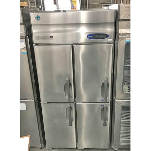 【中古】縦型冷凍冷蔵庫 ホシザキ HRF-90ZFT 幅900×奥行650×高さ1890 【送料別途見積】【業務用】