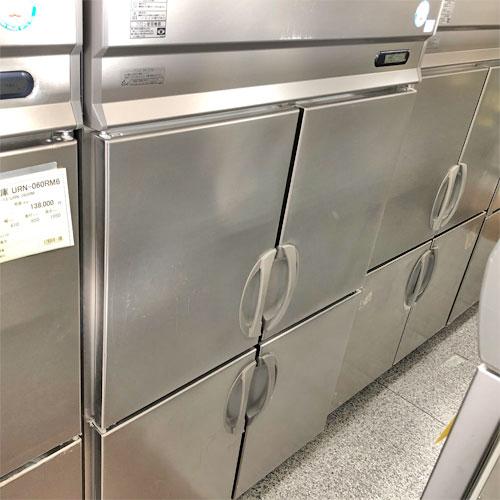 【中古】冷蔵庫 フクシマガリレイ(福島工業) ARD-120RMD-F 幅1200×奥行800×高さ1950 三相200V 【送料別途見積】【業務用】