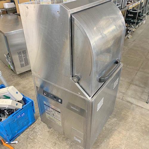 【中古】食器洗浄機 ホシザキ JWE-450RUA3-R5 幅600×奥行600×高さ1380 【送料別途見積】【業務用】