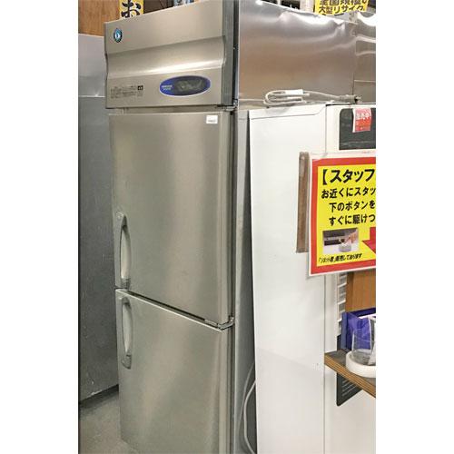 【中古】冷蔵庫 ホシザキ HR-63Z3 幅625×奥行800×高さ1890 三相200V 【送料別途見積】【業務用】