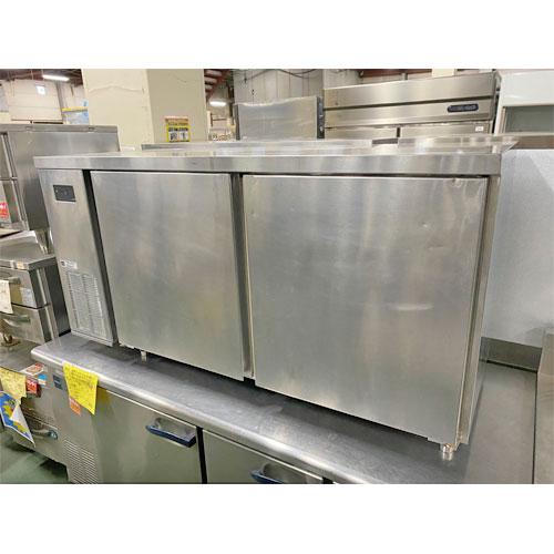 【中古】冷凍コールドテーブル フジマック FRFT1560KP 幅1500×奥行600×高さ850 【送料別途見積】【業務用】
