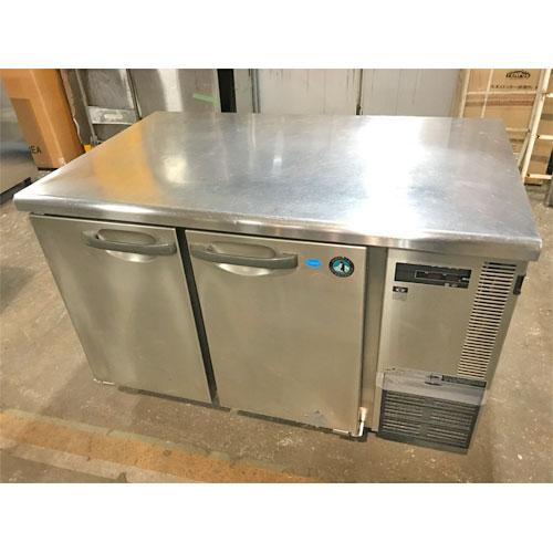 【中古】冷凍冷蔵コールドテーブル ホシザキ RFT-120SDE-R 幅1200×奥行750×高さ800 【送料別途見積】【業務用】