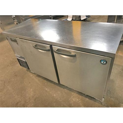 【中古】冷蔵コールドテーブル ホシザキ RT-150SNE-ML 幅1500×奥行600×高さ800 【送料別途見積】【業務用】