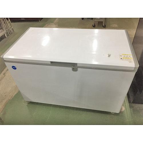 【中古】冷凍ストッカー ジェーシーエム JCMC-385 幅1314×奥行743×高さ852 【送料別途見積】【業務用】