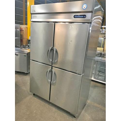 【中古】縦型冷蔵庫 フクシマガリレイ(福島工業) URN-120RM6-F 幅1200×奥行650×高さ1950 【送料別途見積】【業務用】