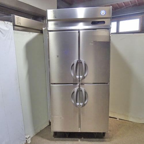 【中古】縦型冷蔵庫 フクシマガリレイ(福島工業) ARN-090RM 幅900×奥行650×高さ1950 【送料別途見積】【業務用】